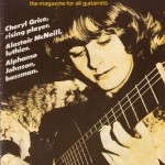 Cover of Classical Guitar Magazine